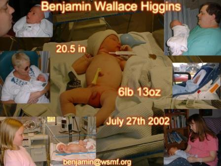 Benjamin Wallace Higgins